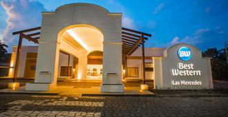 贝斯特韦斯特拉斯梅塞德斯机场酒店 - 馬拿瓜