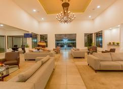 贝斯特韦斯特拉斯梅塞德斯机场酒店 - 馬拿瓜 - 休息厅