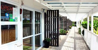 特阿瓦汽车旅馆 - 旺阿努伊 - 户外景观