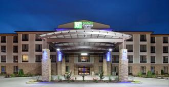 圣路易斯机场智选假日套房酒店 - 圣路易斯 - 建筑
