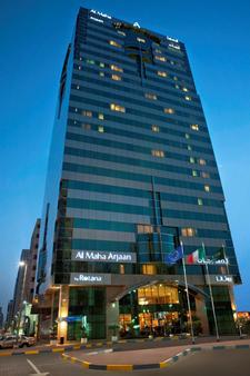 马哈阿江罗塔纳酒店公寓 - 阿布扎比 - 建筑