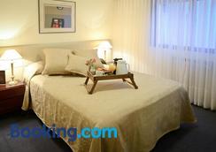 总统酒店 - 马德普拉塔 - 睡房