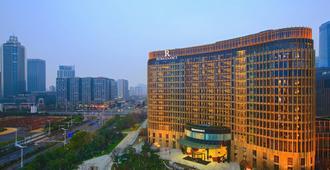 南京华泰万丽酒店 - 南京 - 建筑