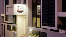 法洛尔达伊拉酒店 - 弗洛里亚诺波利斯 - 建筑
