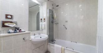 皮尔丽都酒店 - 利兹 - 浴室