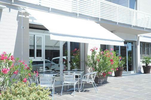 阿斯托瑞亚酒店 - 拉文纳 - 露台