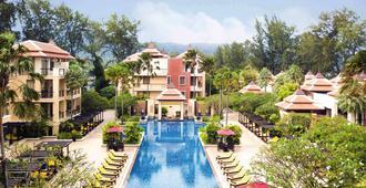 普吉岛瑞享邦道海滩度假村 - Choeng Thale - 游泳池