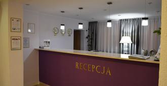 波兹南格罗马达酒店 - 波兹南 - 柜台