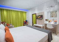 路特兹安纳公寓酒店 - 圣纳帕 - 建筑