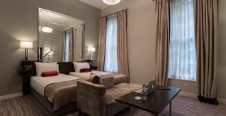 伦敦格林威治酒店 - 伦敦 - 睡房