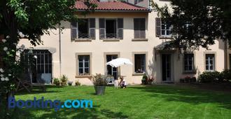 博瓦尔花园酒店 - 里昂 - 建筑