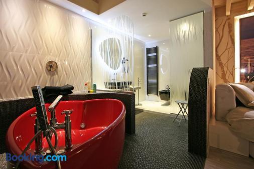 普里玛维拉环保酒店 - 加尔达湖滨 - 浴室