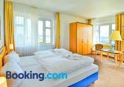 班希诺霍夫沙滩酒店 - 塞巴特黑灵斯多夫 - 睡房