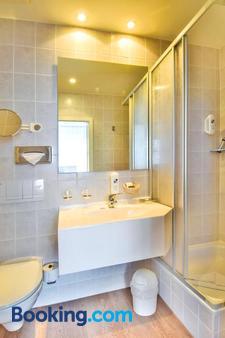 班希诺霍夫沙滩酒店 - 塞巴特黑灵斯多夫 - 浴室