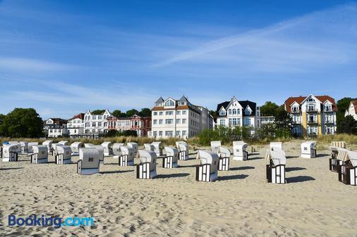 班希诺霍夫沙滩酒店 - 塞巴特黑灵斯多夫 - 建筑