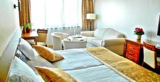 布达佩斯演员酒店 - 布达佩斯 - 睡房