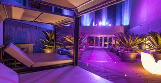 Hf菲尼克斯波尔图酒店 - 波尔图 - 酒吧