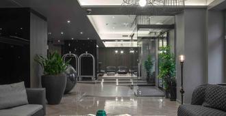鉑爾曼里加古城飯店 - 里加 - 大厅