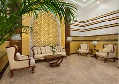 多哈伊兹丹酒店 - 多哈 - 休息厅