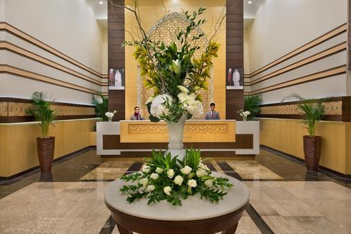 多哈伊兹丹酒店 - 多哈 - 柜台