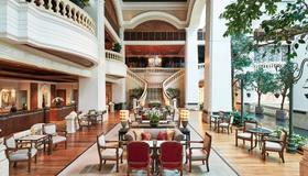 曼谷君悦酒店 - 曼谷 - 大厅