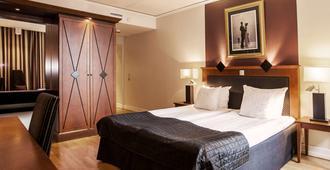 克拉丽奥大酒店 - 赫尔辛堡 - 睡房