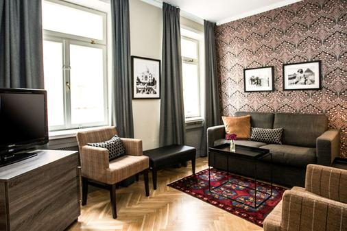 克拉丽奥大酒店 - Helsingborg - 客厅