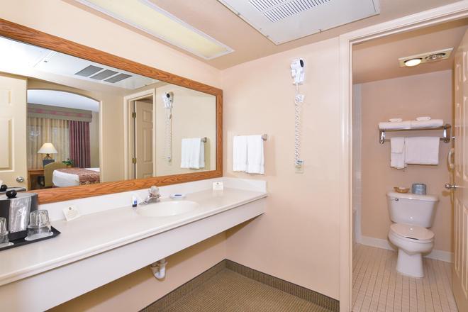 西佳plus国王套房酒店 - 金曼 - 浴室