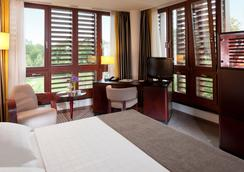 戈特公园魏玛酒店 - 魏玛 - 睡房