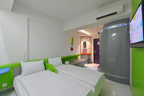 巴厘岛pop努沙杜瓦酒店 - 乌鲁瓦图 - 睡房