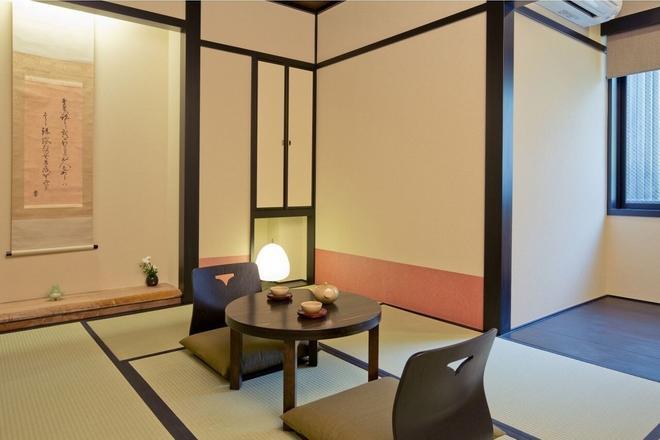 江户樱花旅馆 - 东京 - 餐厅