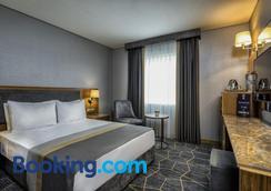 伊斯坦布尔金星大酒店 - 伊斯坦布尔 - 睡房