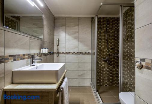 伊斯坦布尔金星大酒店 - 伊斯坦布尔 - 浴室