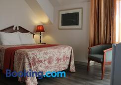 玛丽城市庄园别墅旅店 - 蒙特利尔 - 睡房