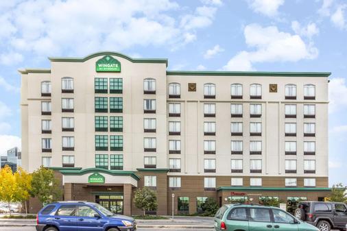 温德姆里贾纳温盖特酒店 - 雷吉纳 - 建筑
