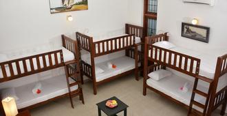 科伦坡海滩山旅舍 - 拉维尼亚山 - 睡房