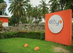 大艾尔提喀拉喀托酒店 - 卡利安达 - 户外景观