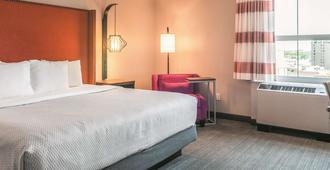 新奥尔良市中心温德姆拉昆塔套房酒店 - 新奥尔良 - 睡房