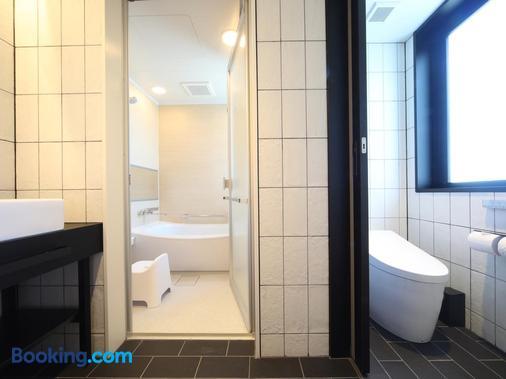 名古屋荣安德卢姆斯酒店 - 名古屋 - 浴室
