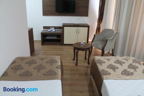 奥尔比亚酒店 - 安塔利亚 - 浴室