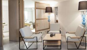 斯坦酒店 - 限供成人入住 - 萨尔茨堡 - 客厅