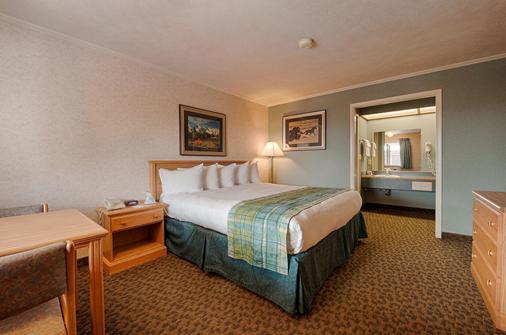 布兰丁艾伦酒店 - 西黄石 - 睡房