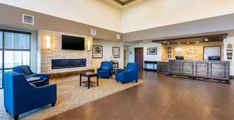 丹佛市中心主要套房酒店 - 丹佛 - 大厅