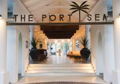 曼塔波特西酒店 - 道格拉斯港 - 大厅