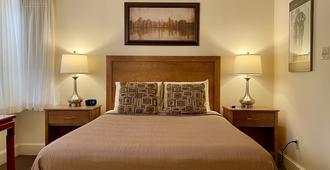 绿洲宾馆 - 波士顿 - 睡房