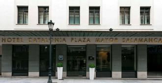 加泰罗尼亚广场萨拉曼卡市长酒店 - 萨拉曼卡 - 建筑