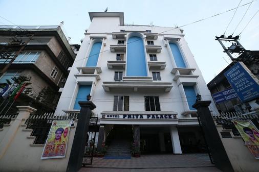 普里雅宫酒店 - 古瓦哈蒂 - 建筑