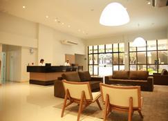 入住酒店 - 因佩拉特里斯 - 大厅