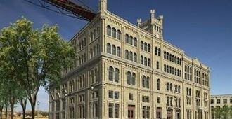 啤酒厂酒店 - 密尔沃基 - 建筑