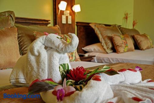 火山旅馆及温泉 - 福图纳 - 睡房